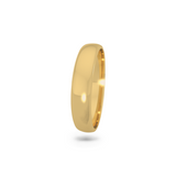 Classic wedding band - High dome (3.5mm)