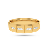 Avery Wedding Band for Him