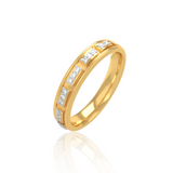 Cary Wedding Band For Her