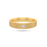Aaden Wedding Band For Her