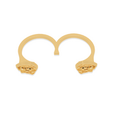 Noel dual finger ring