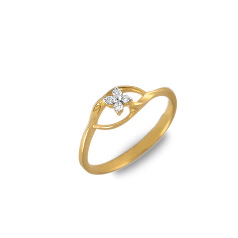 Erin Diamond Ring