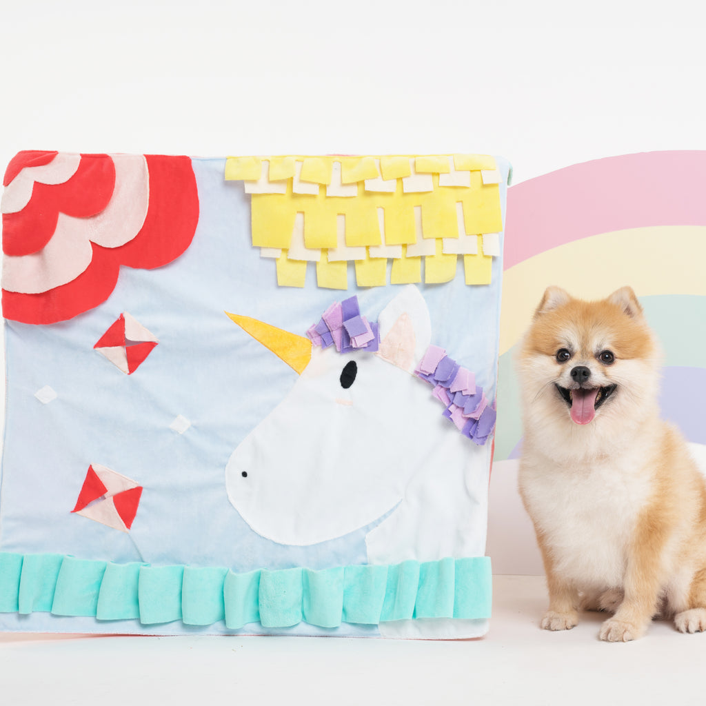 Relieve Your Dog's Boredom With PlayQuilt Dreamers
