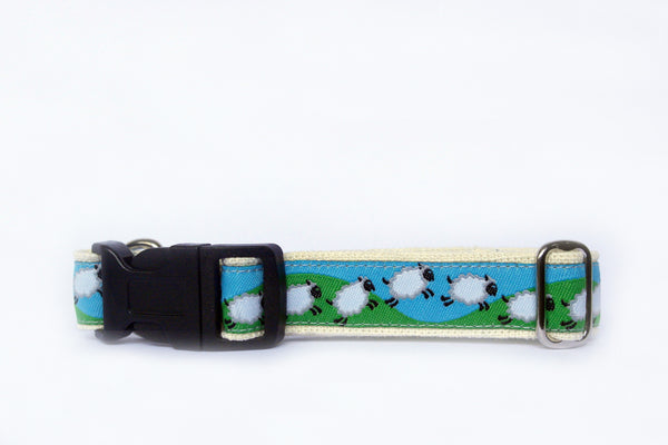 Hempchewer Counting Sheep 20mm Collar