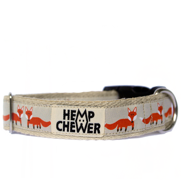 Hempchewer Foxy 25mm Collar