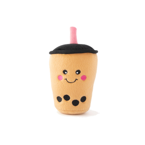 Zippypaws NomNomz® - Boba Milk Tea