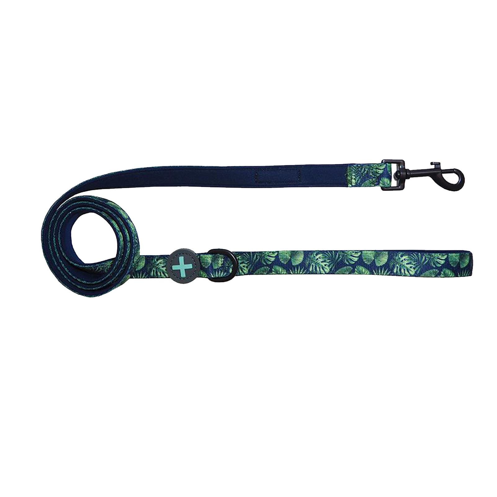 Moo+Twig Neoprene Dog Leash - Borneo Bliss