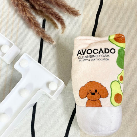 Hey Cuzzies Hide N Seek - Avocado Cleansing Foam