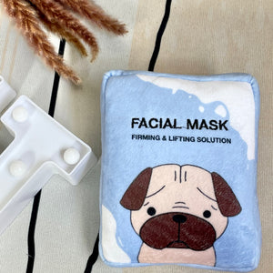 Hey Cuzzies Hide N Seek - Facial Mask Dog Toy