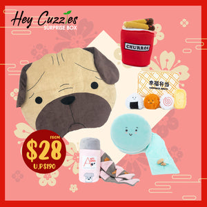Hey Cuzzies CNY Surprise Bundle