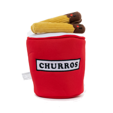 Hey Cuzzies Hide N Seek -  Churros Bucket