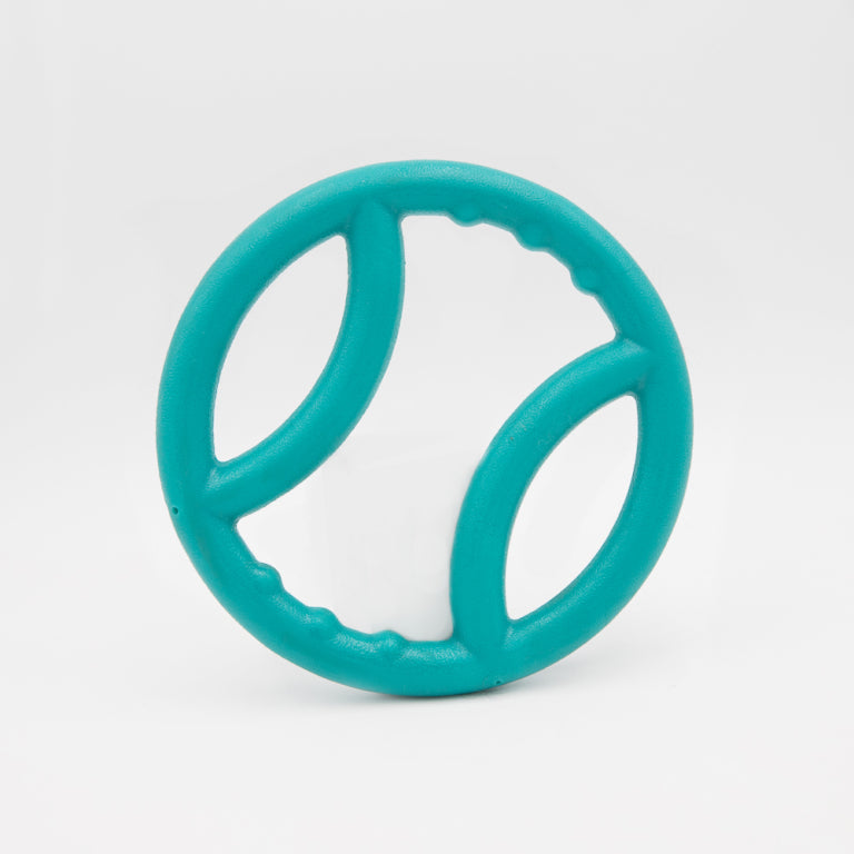 Zippypaws ZippyTuff Squeaky Ring - Teal