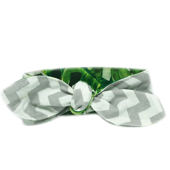 Hey Cuzzies Reversible Scarf - Tropic Love