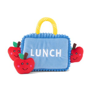 Zippypaws Burrow - Lunch Box with Apples