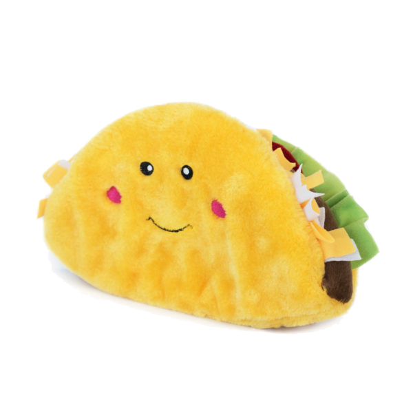 Zippypaws Jumbo Taco