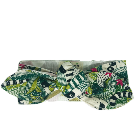 Hey Cuzzies Reversible Scarf - Zoology