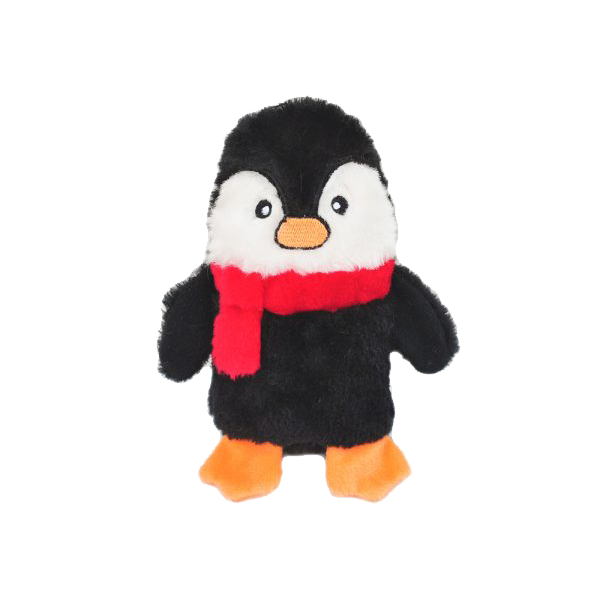 Zippypaws Holiday Colossal Buddie - Penguin