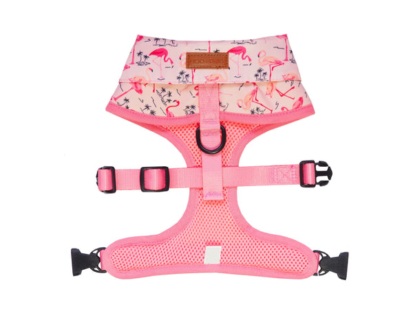 Moo+Twig DOG SHIRT HARNESS - Flock Yeah