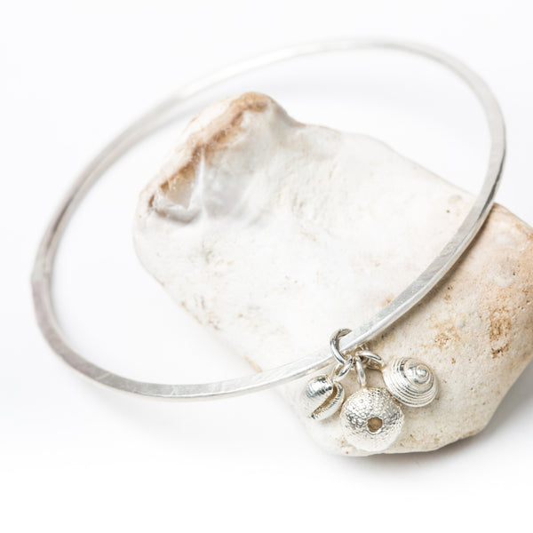 Salcombe Sea Shells Bangle