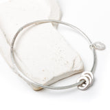 Three Circles of Unity Bangle