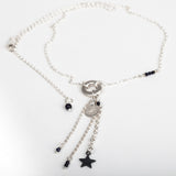Shooting Star Tassel Necklace