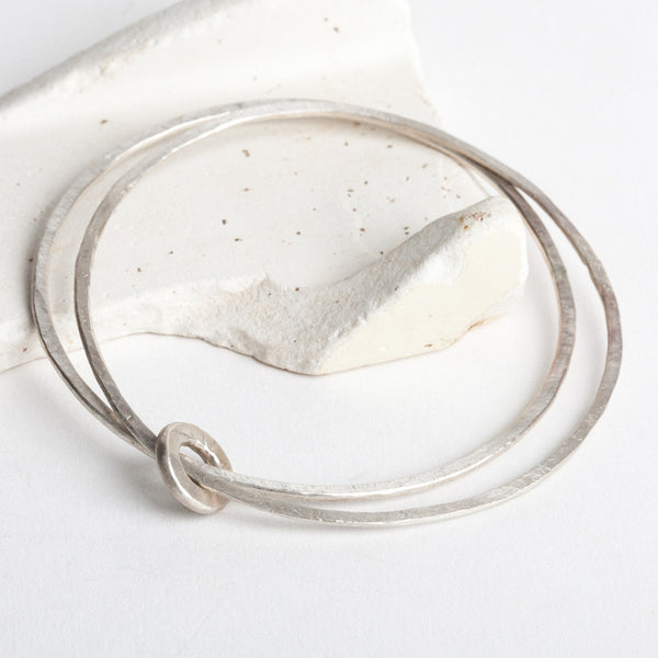 Circle of Unity Double Bangle