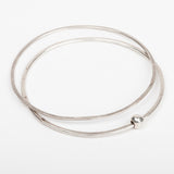 Pebble Bead Bangle