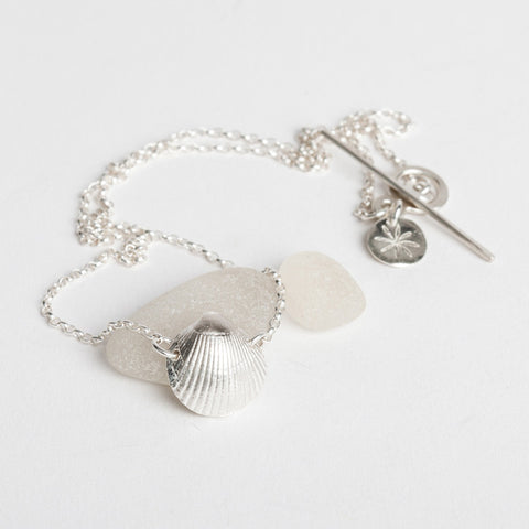 Bantham Shell Necklace