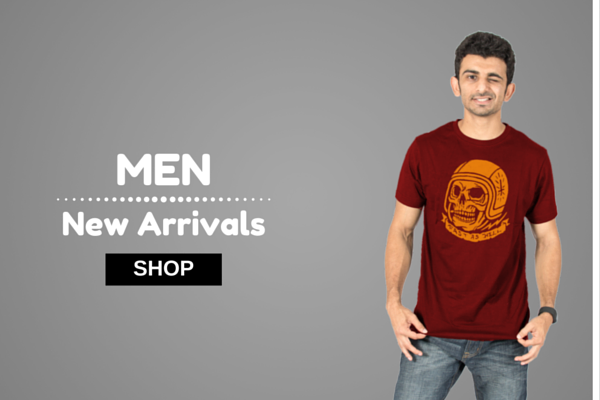 designer cool tshirts for men. buy funky awesome t-shirt for guys online india at socratees