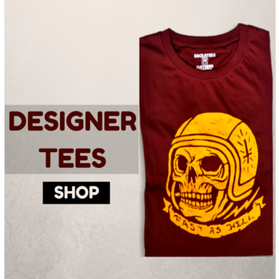 buy cool designer tshirts for men and women online by socratees