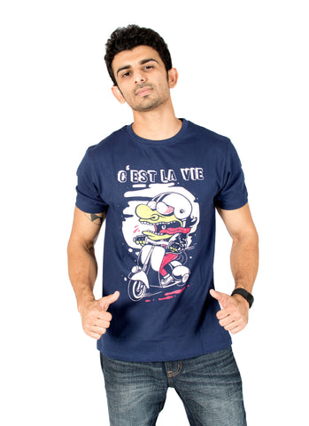 Cool designer graphic T-shirts by socratees.in clothing