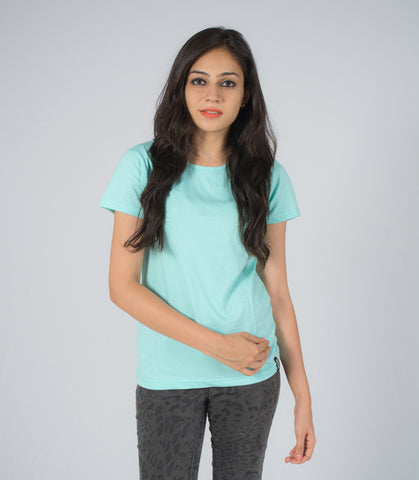 Fresh Mint Plain Tee