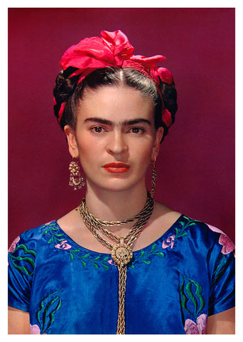 Frida Kahlo, ADVERT, Adv-087