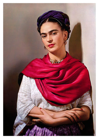 Frida Kahlo, ADVERT, Adv-088