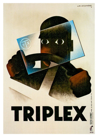 Triplex, ADVERT, Adv-103