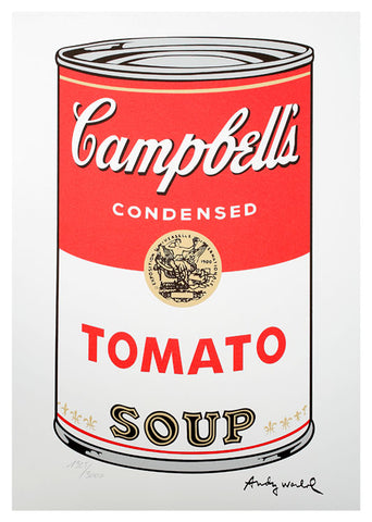 Campbell's Tomato Soup, ADVERT, Adv-105