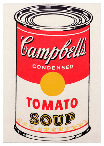 Campbell's Tomato Soup, ADVERT, Adv-107