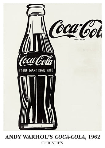 Andy Warhol's Coca-Cola, ADVERT, Adv-108