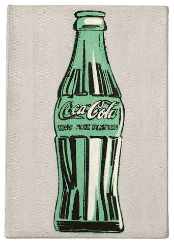 Andy Warhol's Coca-Cola, ADVERT, Adv-109