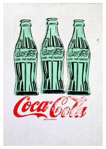 Andy Warhol's Coca-Cola, ADVERT, Adv-110