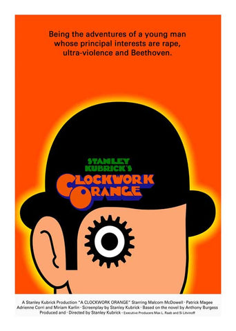 CLOCKWORK ORANGE, MocB 021.