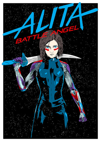 Alita: Battle Angel, Cmx-218.
