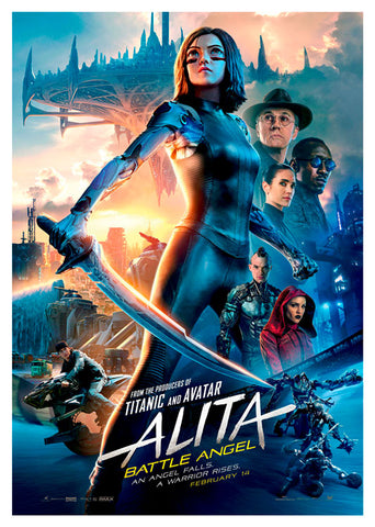Alita: Battle Angel, Cmx-219.