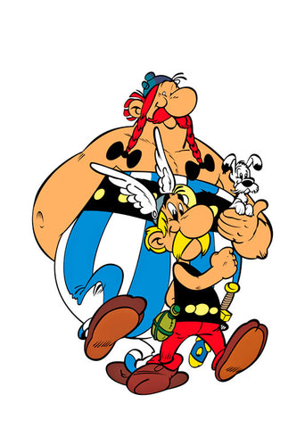 Asterix and Obelix, Cmx-257