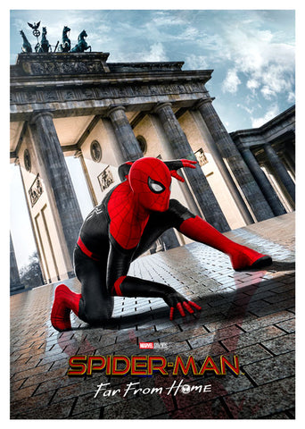 Spiderman Far From Home, Cmx-263