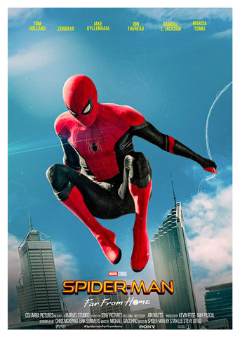 Spiderman Far From Home, Cmx-265
