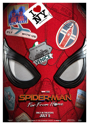 Spiderman Far From Home, Cmx-268