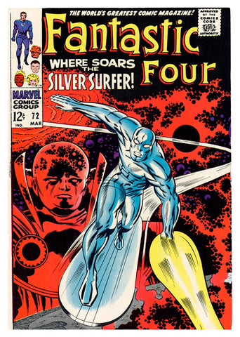 Fantastic Four and Silver Surfer, Cmx-287