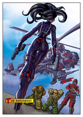 G.I.JOE The Baroness, Cmx-289