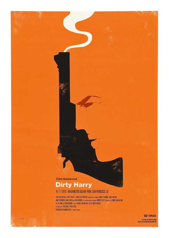 DIRTY HARRY, MocB 024.